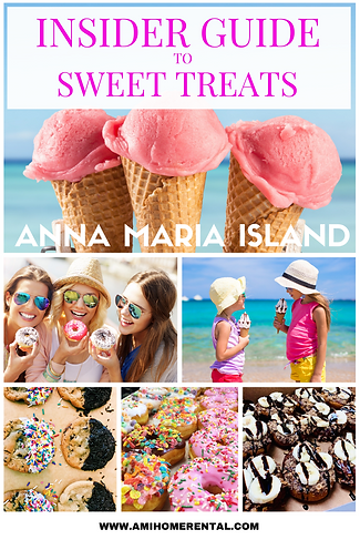 Insiders Guide to Sweet Treats - ANNA MA