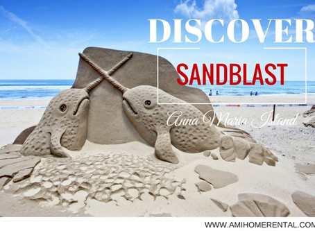 Discover ~ Sandblast 2016 on Anna Maria Island