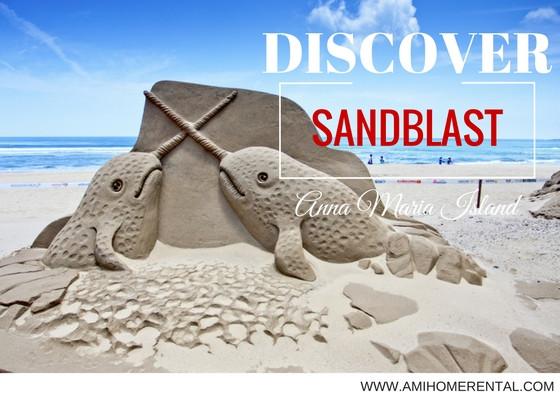 Sandblast - Sand Sculpture Exhibition - Anna Maria Island Florida