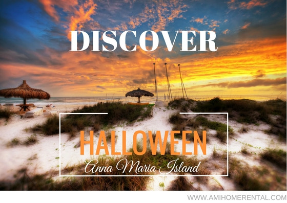 Halloween 2016 Anna Maria Island Home Rental Forida