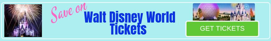 Buy Discounted Tickets for Walt Disney W
