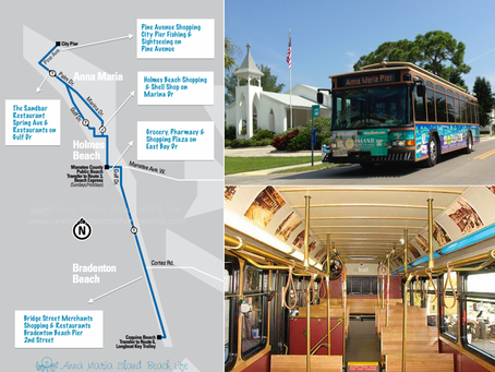 Anna Maria Island Insider's Guide to the Free Island Trolley