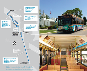 Anna Maria Island Beach Life's Insider's Guide to the Free Trolley