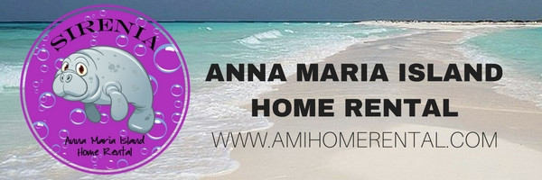 Anna Maria Island Home Rental Business Card
