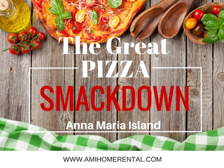 The Top 5 Pizza SmackDown on AMI