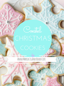 Coastal Christmas Cookies