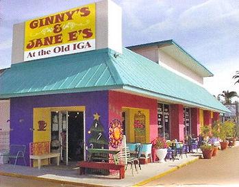 Ginny & Jane E's