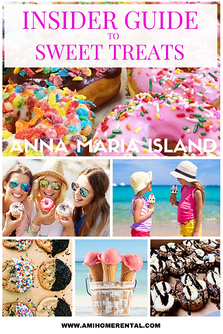 Insiders Guide to Sweet Treats - ANNA MA