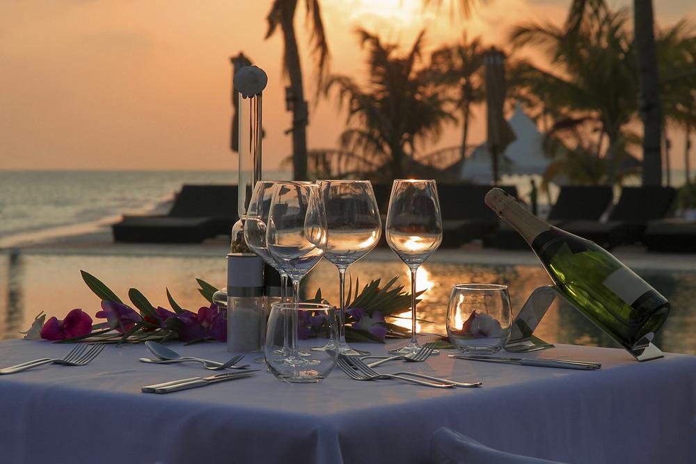 Fine Dining Beachside