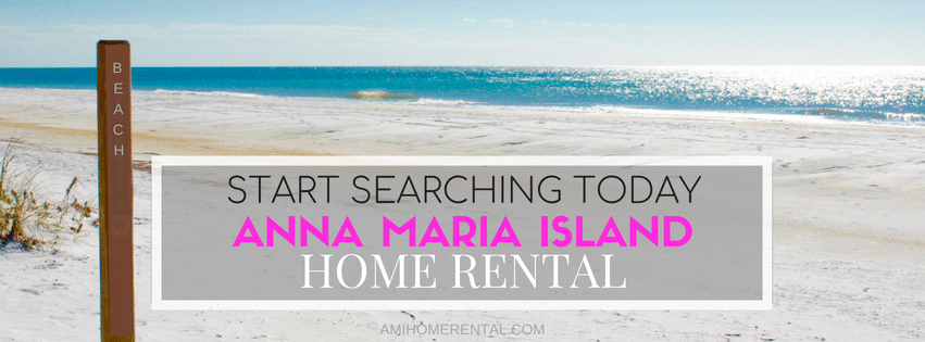 Anna Maria Island Home Rental Blog Footer