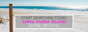 Anna Maria Island Home Rental Footer Beach