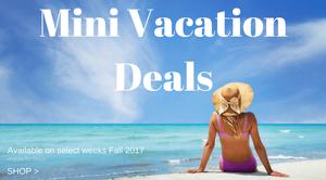 Anna Maria Island Vacation Rental Fall Sale