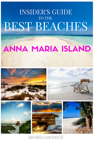 Insider's Guide to Best Beaches of Anna Maria Island, Florida