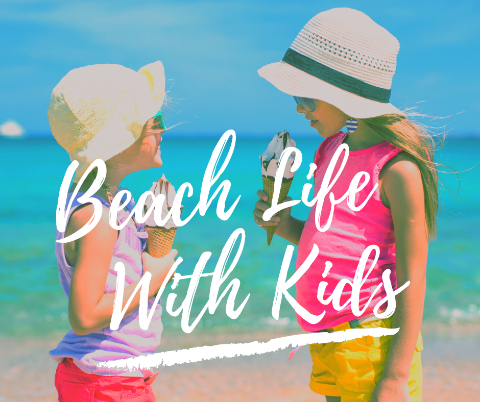 Anna Maria Island Beach Life with Kids
