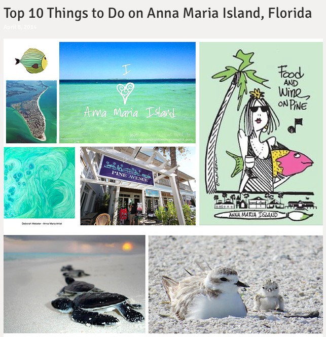 Places To Visit In Florida In April: Top 10 Things To Do On Anna Maria Island, Florida