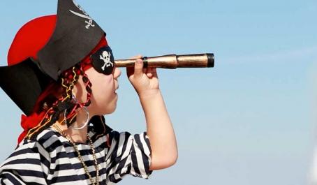 Snook Adams Kid's Day ~ Anna Maria Island ~ A Kids Pirate's Festival