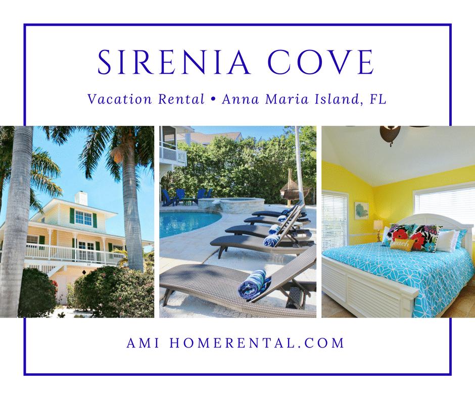 Sirenia Cove Luxury Anna Maria Island Florida Vacation Rental