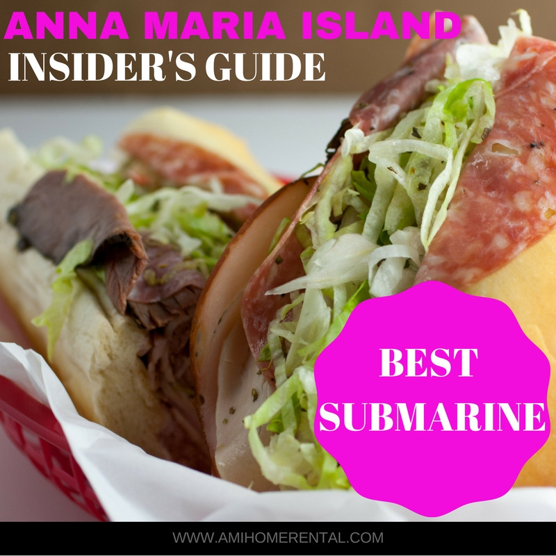 Top 10 Restaurants on Anna Maria Island, Florida - Best Subs