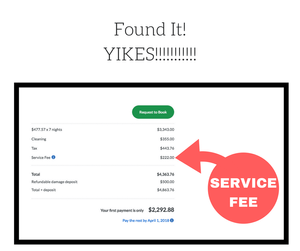How to Find Traveler Service Fees Online Websites #Bookdirect