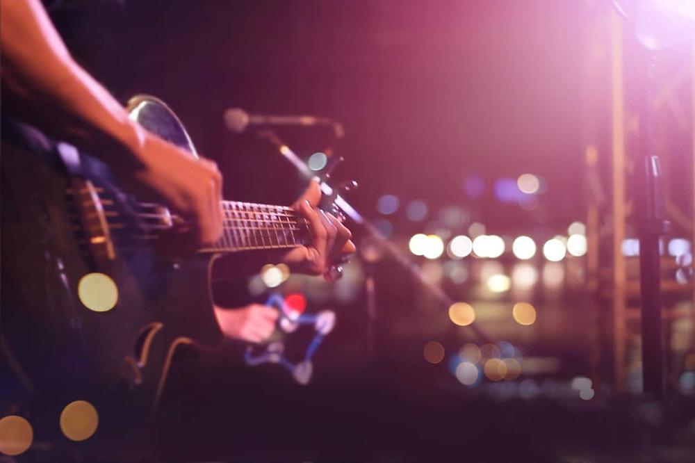 Guitar - Bayfest - Anna Maria Island