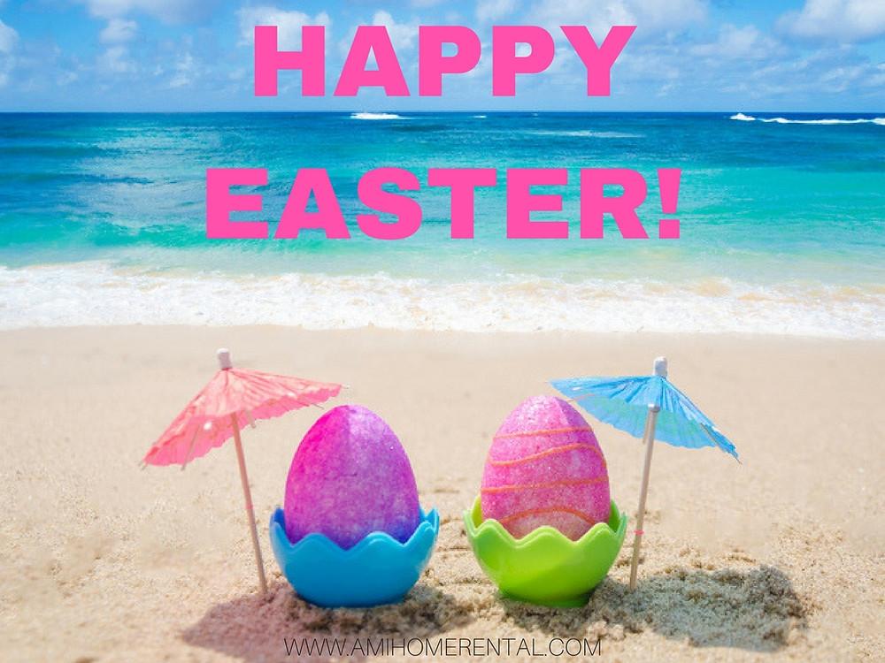 Happy Easter - Beach - Anna Maria Island