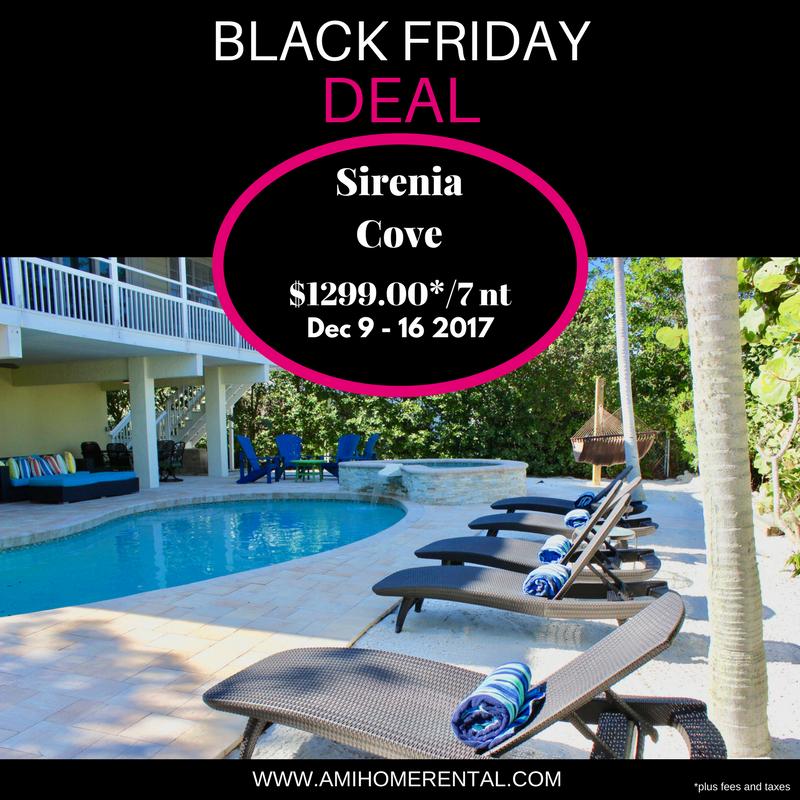 Black Friday Sirenia Cove