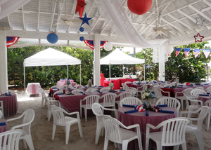 The Sandbar Pavilion July 4th VIP Party