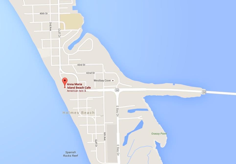Anna Maria Island Beach Cafe