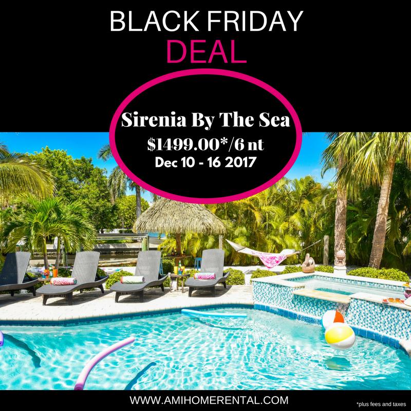 Black Friday Sirenia By The Sea