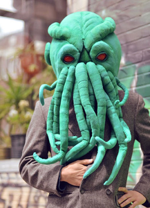 Sea Creature Mask for Halloween