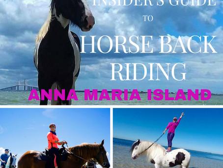 The Best Horseback Riding Experience ~ Anna Maria Island