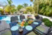 Sunny Coastal Bedroom at Sirenia Cove Vacation Rental