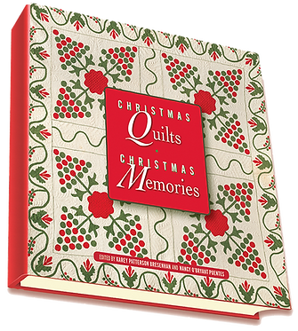 Christmas Quilts, Christmas Memories