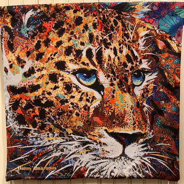 Leopard/Tiger Pillowcase