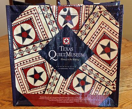 Texas Quilt Museum Reusable Tote Bag