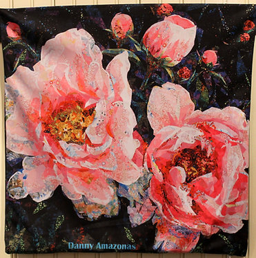 Peonies Pillowcase