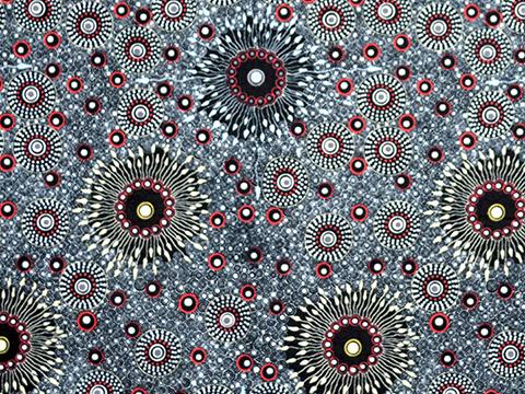 Onion Dreaming (Black) by Doris Inkamalab