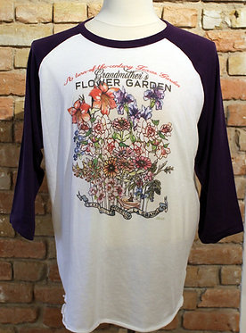 Grandmother's Flower Garden T-shirt