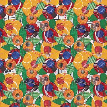 Color Labyrinth: Bouquet