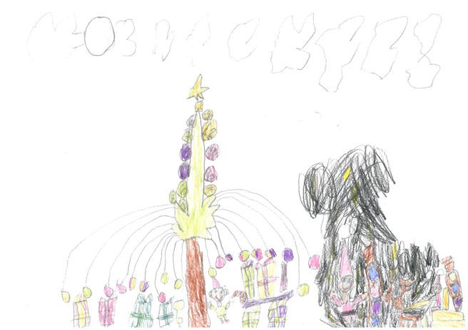 Josephine, 9 Jahre