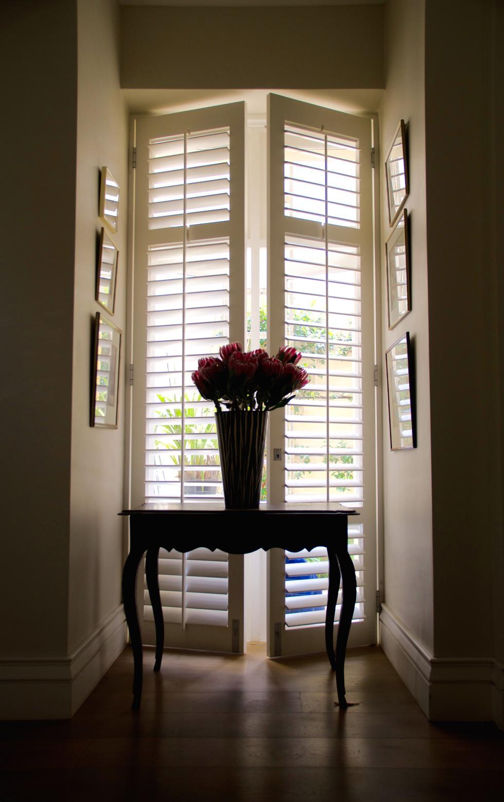 shutter and window design