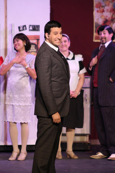 The Drowsy Chaperone, June 2017