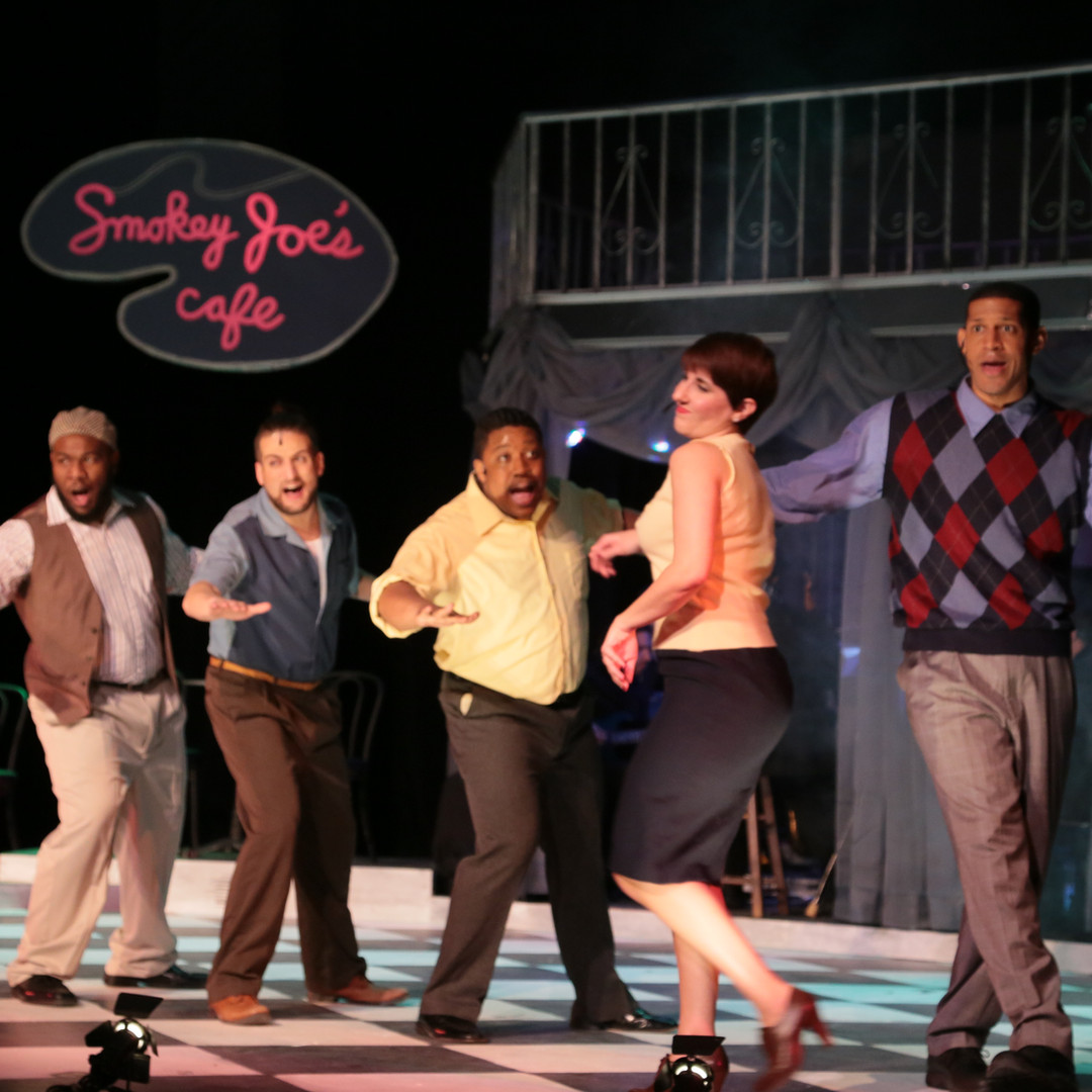 Smokey Joe's Cafe February 2018