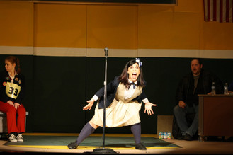 The 25th Annual Putnam County Spelling Bee, Feb. 2015