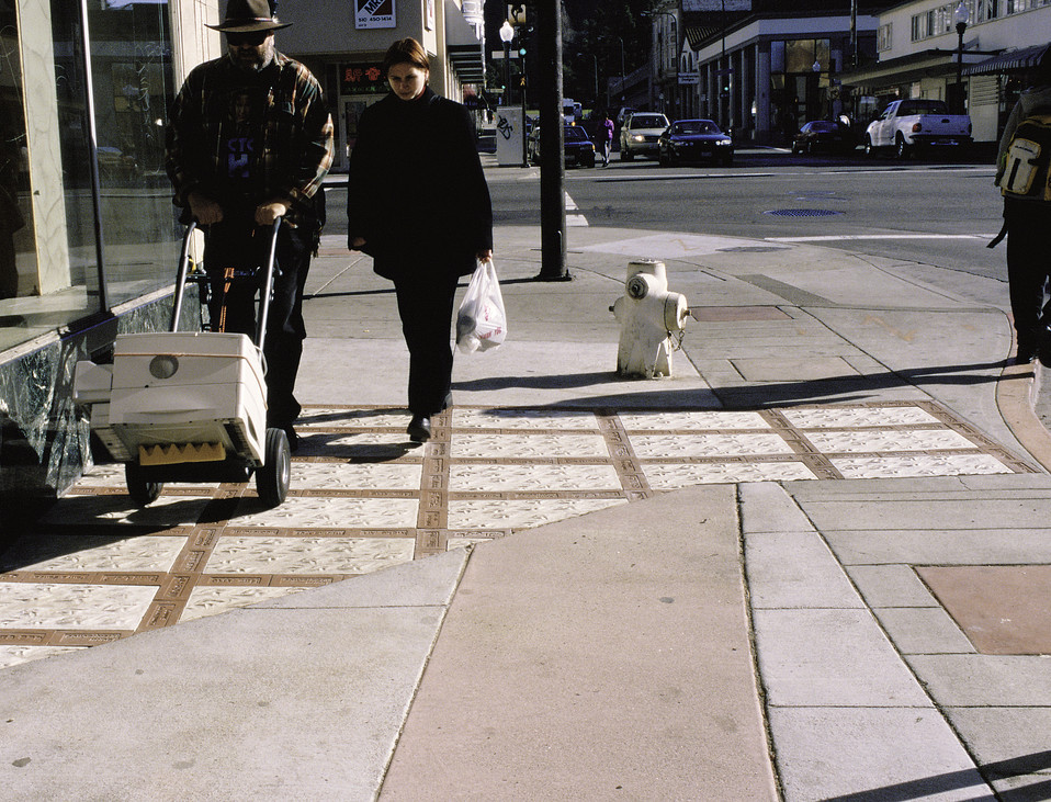 Addison Streetscape, Berkeley Arts District, Berkeley, CA
