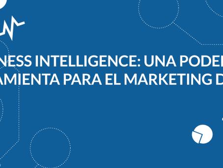 Business Intelligence: Una poderosa herramienta para el marketing digital