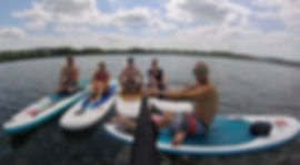 stand up paddle sup in bedford and milton keynes hire a board and have fun