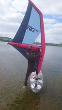 easy windsurfig with your sup and irig in miltonkeynes bedford broglake