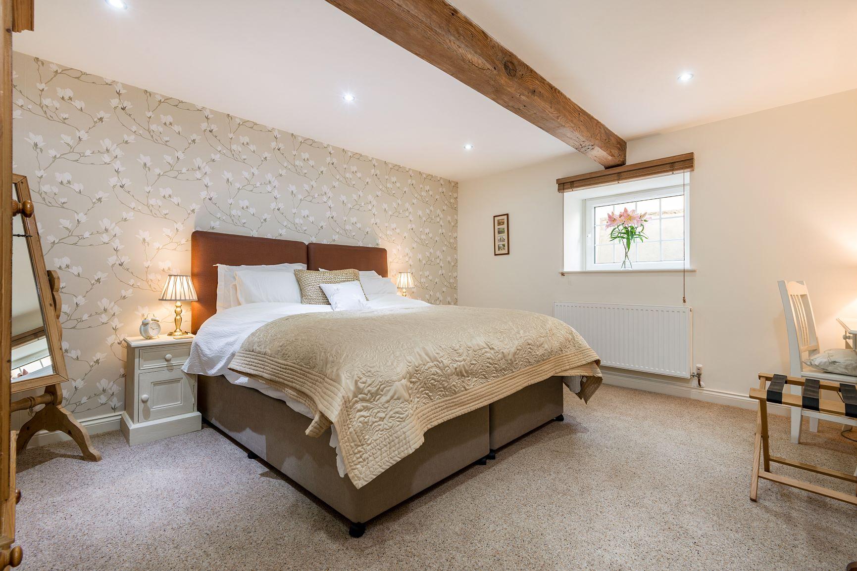 The Garden Room Bedroom