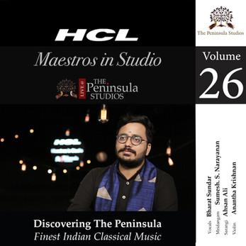 Live @ The Peninsula Studios - Volume 26